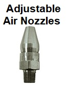 Adjustable Air Nozzles