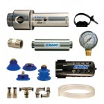 Adjustable E-Vac Vacuum Generator Deluxe Kit