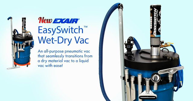EasySwitch Wet-Dry Vac