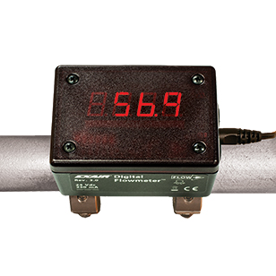 Pressure Sensing Digital Flowmeters