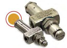 360ND No Drip Internal Mix 360° Hollow Circular Atomizing Nozzles