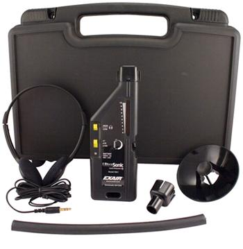 Ultrasonic Leak Detector Comes with case and accessories
